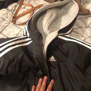 Adidas Unisex Insulated and Reversible Jacket